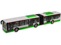 MaDe Autobus na dálkové ovládání 43 cm zelený