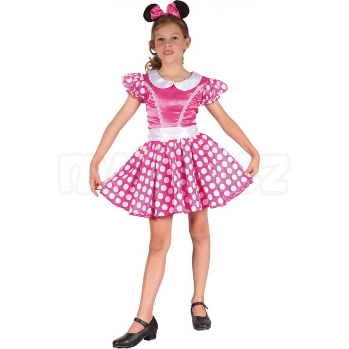 9addb6bfeb5c Made Dětský karnevalový kostým Myška 110-120 cm