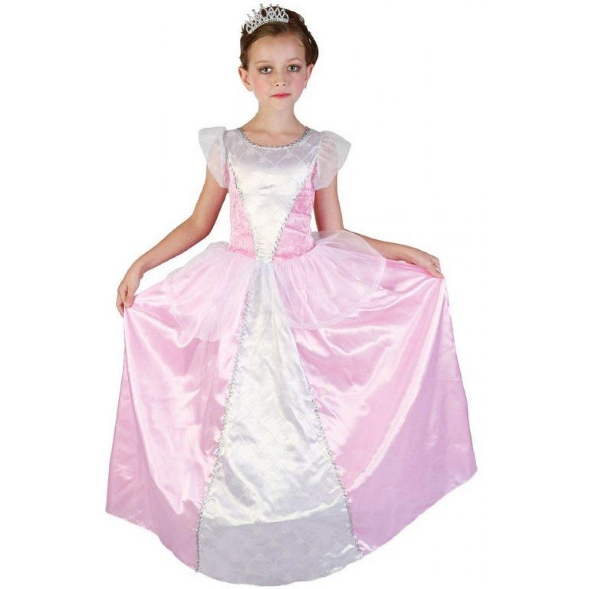 Made Dětský karnevalový kostým Princezna 130-140 cm