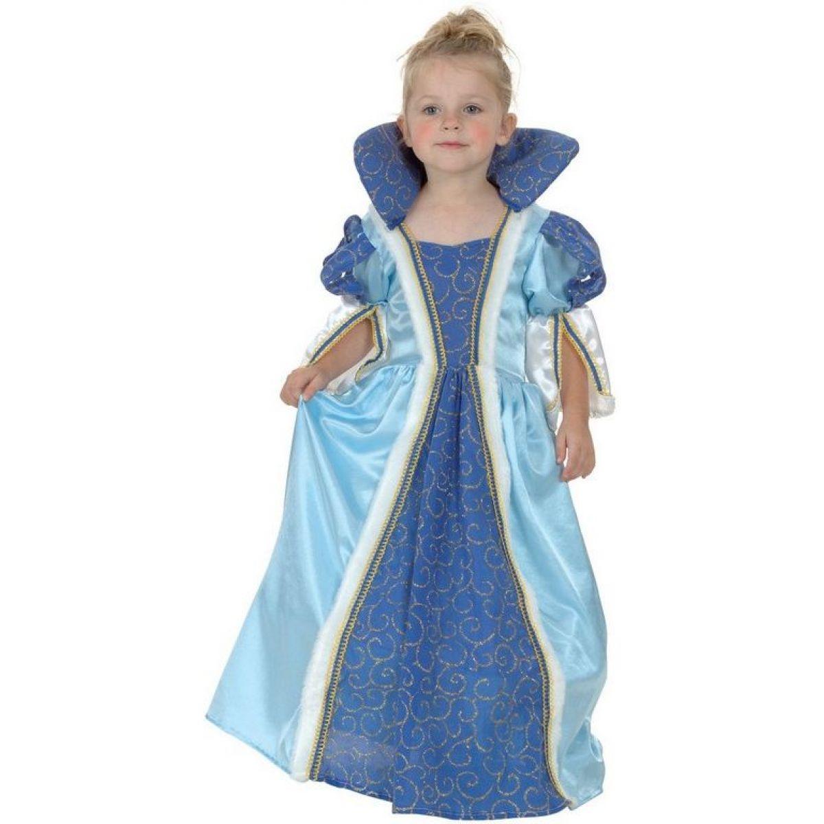 Made Dětský karnevalový kostým Princezna 92-104 cm