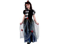 Made Dětský karnevalový kostým princezna šašek M 120-130 cm