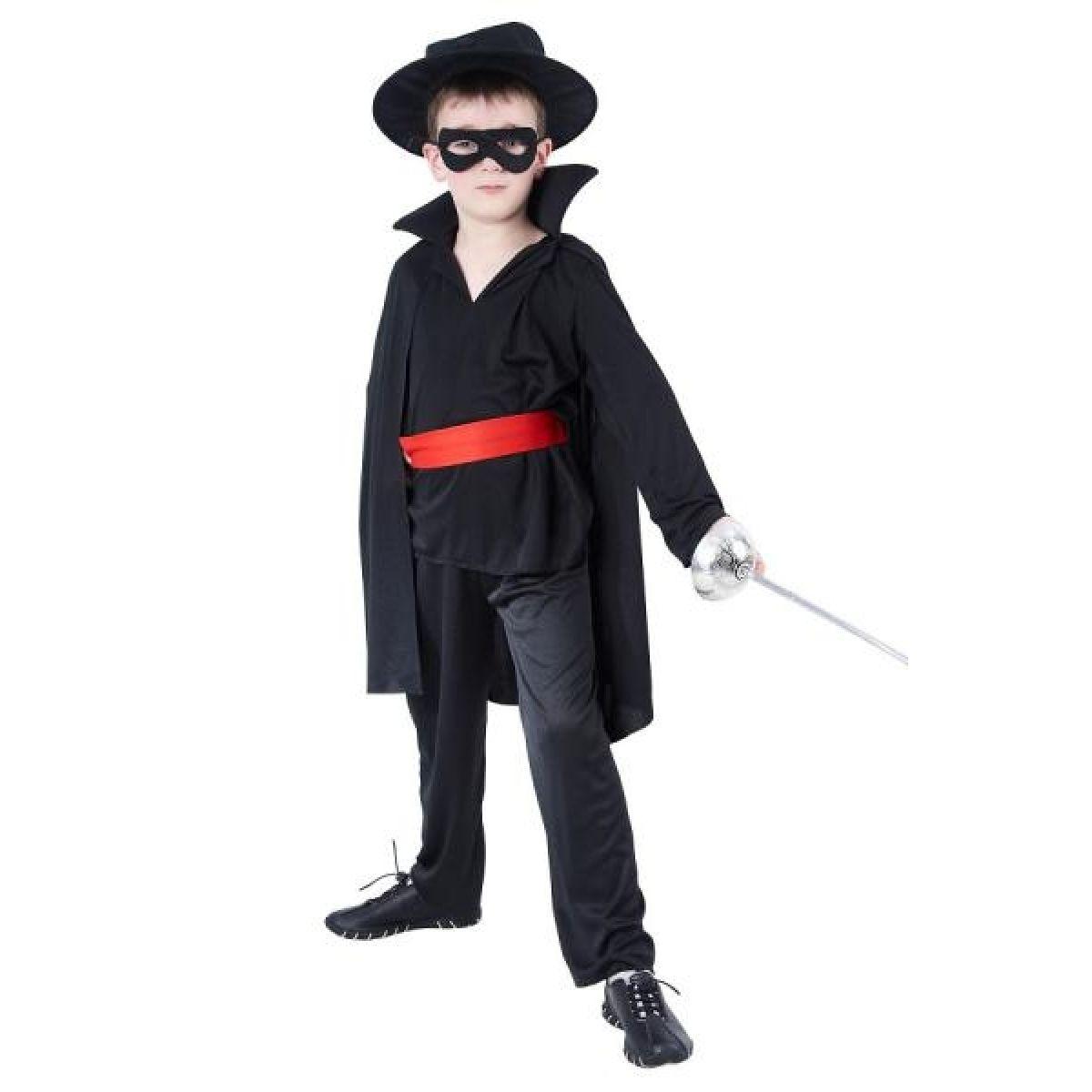 Made Dětský kostým Bandita vel. S