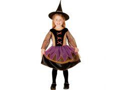Made Dětský kostým Čarodějka vel. XS