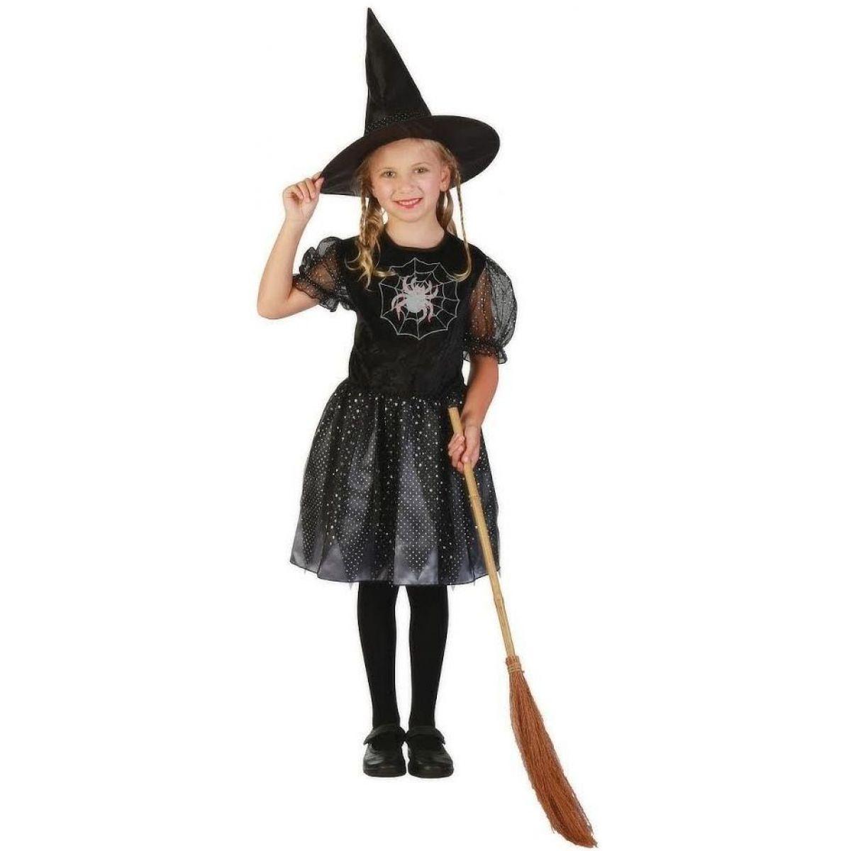 Made Dětský kostým Čarodějnice 130-140cm
