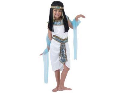 Made Dětský kostým Egyptská královna 110-120cm