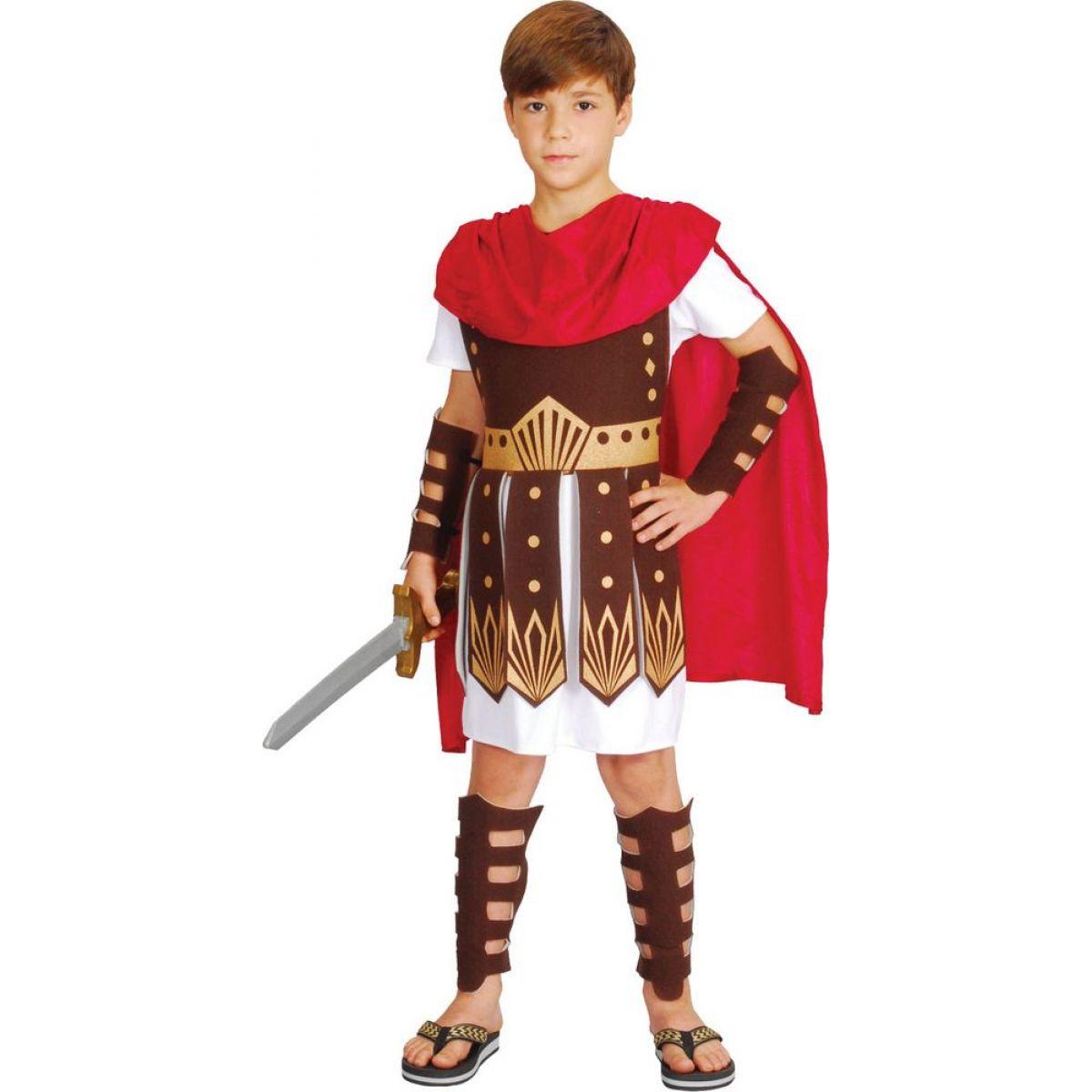 Made Dětský kostým Gladiátor 130-140 cm