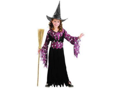 Made Dětský kostým Gotická čarodejnice 120-130 cm