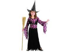 Made Dětský kostým Gotická čarodejnice 130-140 cm