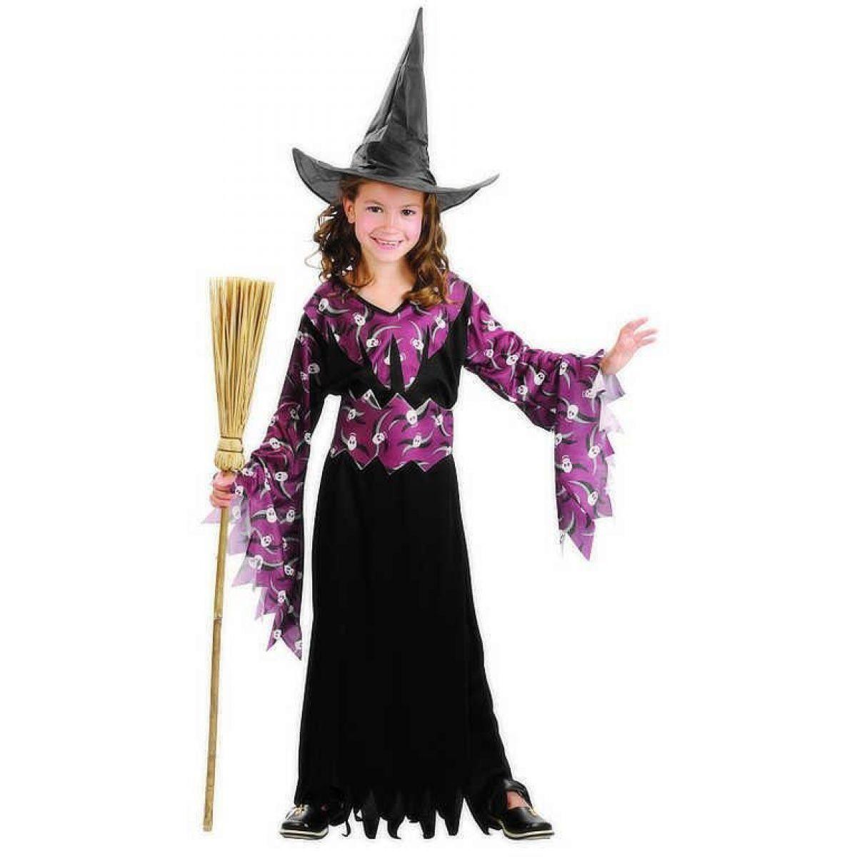 49c1752d6 Made Dětský kostým Gotická čarodějnice 130-140 cm | Maxíkovy hračky