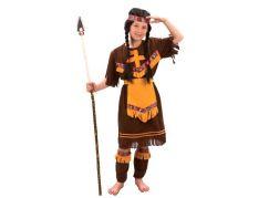 MaDe Dětský kostým Indiánka S