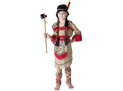 Made Dětský kostým Indiánka vel. M