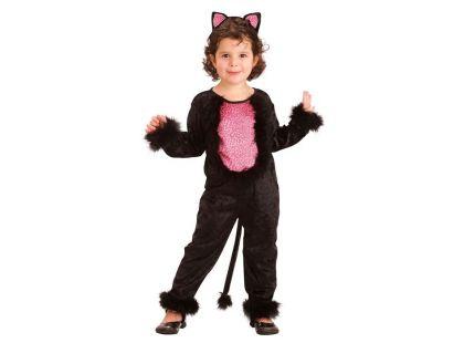 Made Dětský kostým Kočička vel. XS