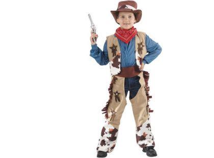 Made Dětský kostým Kovboj 130-140 cm