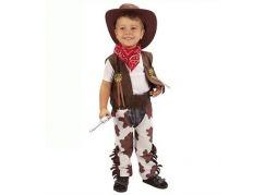 Made Dětský kostým Kovboj vel. XS