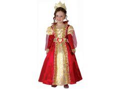 Made Dětský kostým Královna 92-104cm