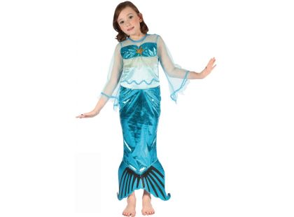 Made Dětský kostým Mořská panna 110-120cm