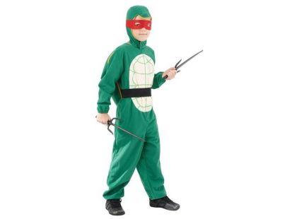 Made Dětský kostým Ninja Želva 120-130 cm