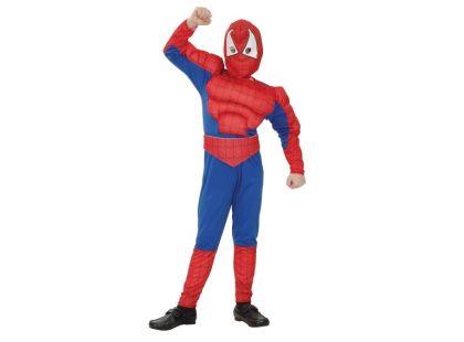 Made Dětský kostým Pavoučí muž vel. M