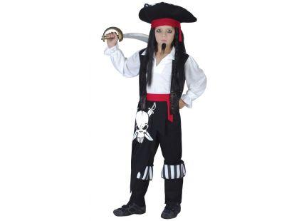 Made Dětský kostým Pirát 120-130 cm