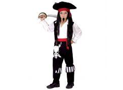 Made Dětský kostým Pirát vel. M