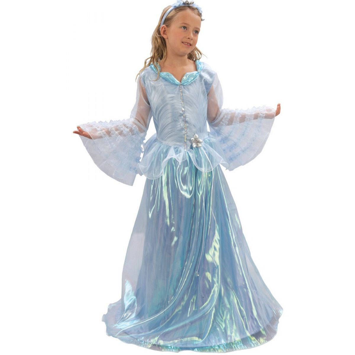 Made Dětský kostým Princezna Deluxe 120-130 cm