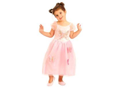 Made Dětský kostým Princezna Motýlek vel. XS