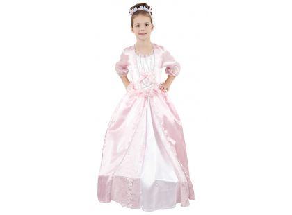 Made Dětský kostým Princezna světle růžová vel. S