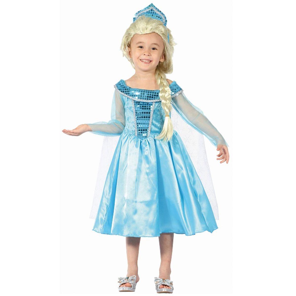 MaDe Dětský kostým Princezna vel. 92 -104 cm