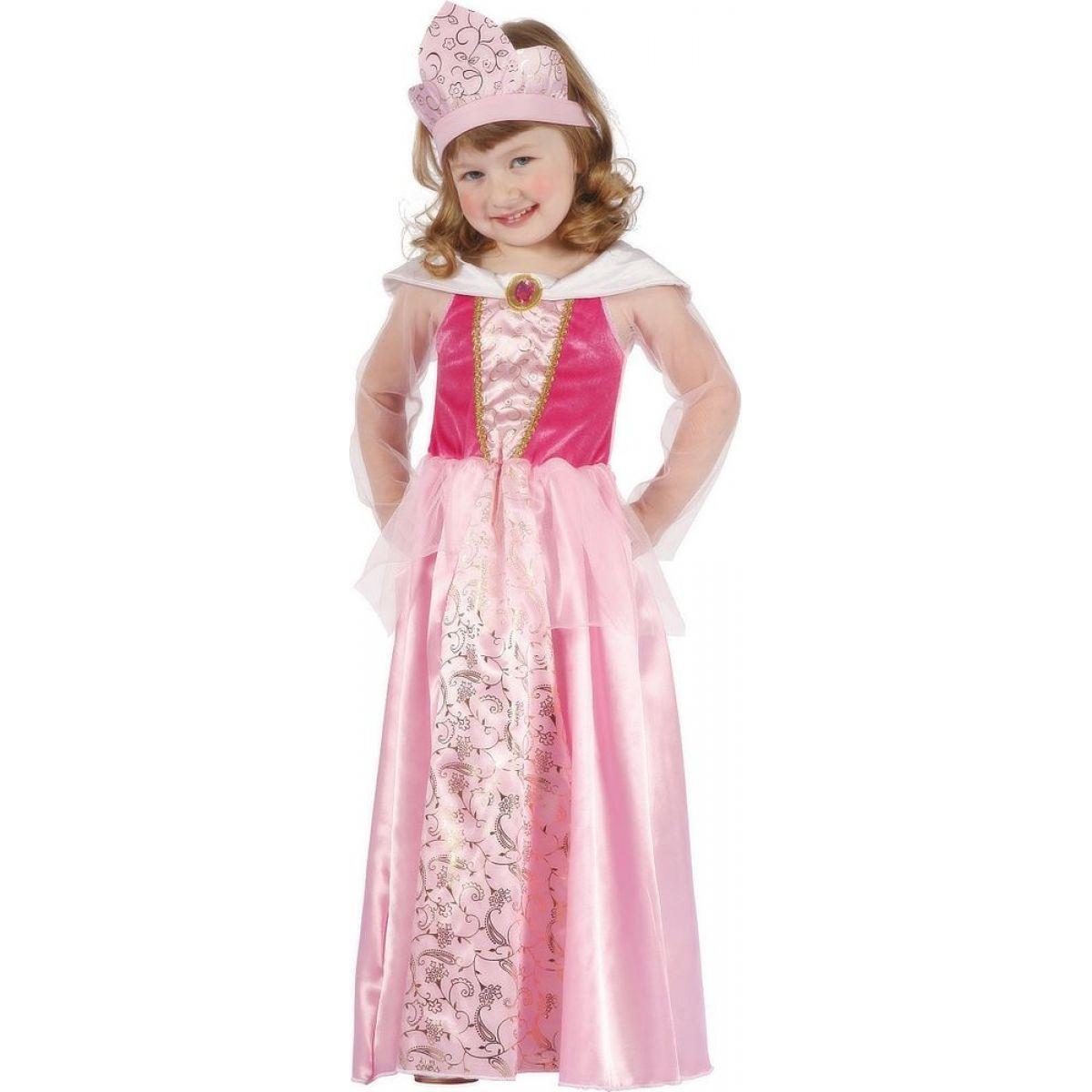 Made Dětský kostým Růženka 92-104cm