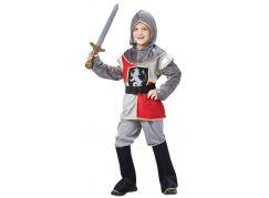 Made Dětský kostým Rytíř 120-130 cm