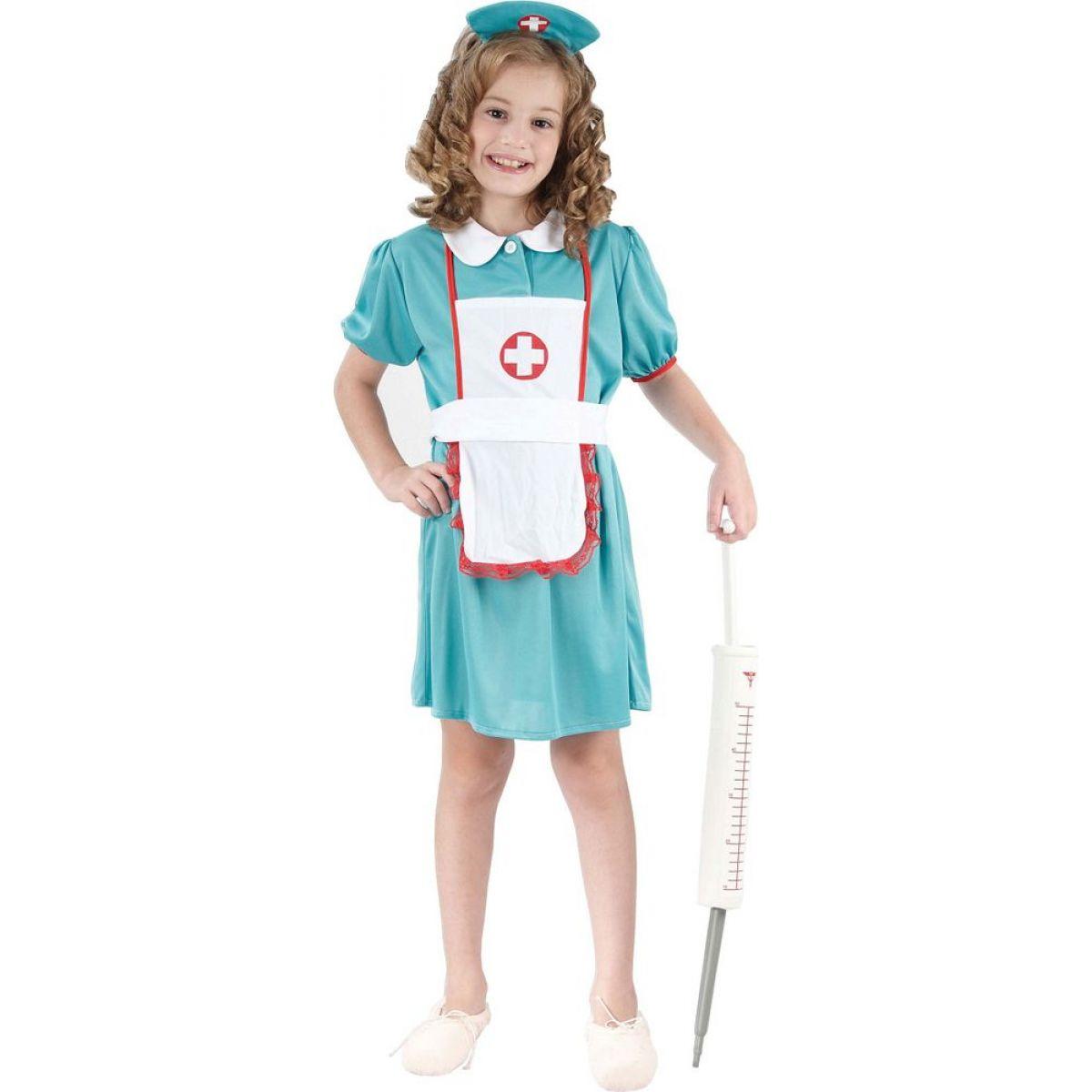 Made Dětský kostým Sestřička 110-120cm