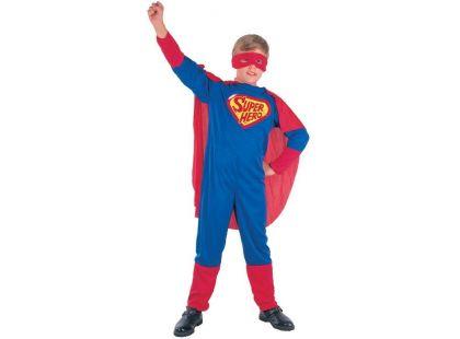 Made Dětský kostým Super hrdina 110-120cm