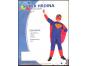 Made Dětský kostým Super hrdina 110-120cm 2