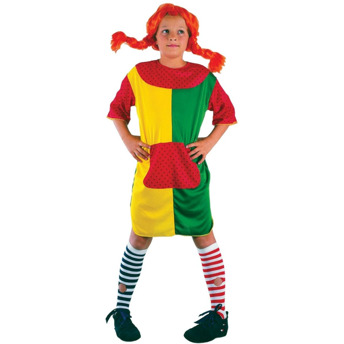 Made Dětský kostým Uličnice 120-130cm