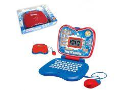Made Dětský počítač Modrý 120 funkcí