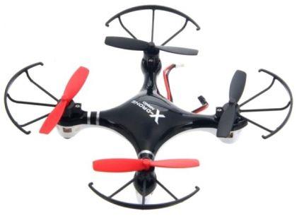 Made Dron na dálkové ovládání - Černá