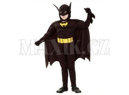 Made Dětský kostým Batman vel. M