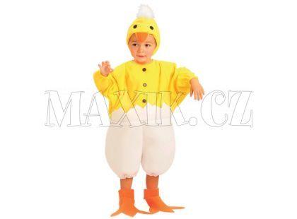 Made Dětský kostým Kačenka vel. XS