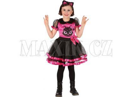 Made Dětský kostým Koťátko 110-120cm
