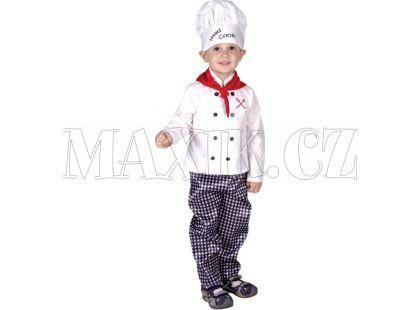 Made Dětský kostým Kuchař 92-104cm