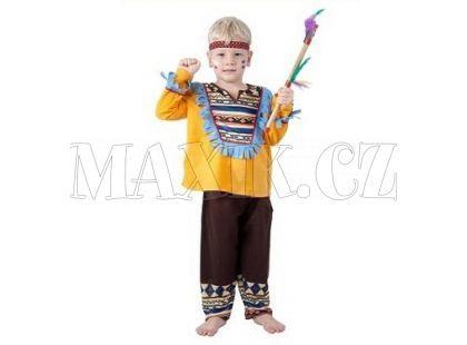 Made Dětský kostým Malý indián vel. XS
