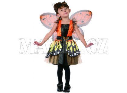 Made Dětský kostým Motýlek 92-104cm