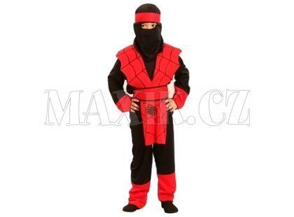 Made Dětský kostým Ninja vel. S