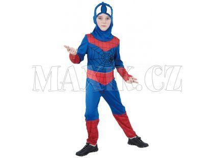 Made Dětský kostým Pavoučí hrdina 120-130cm