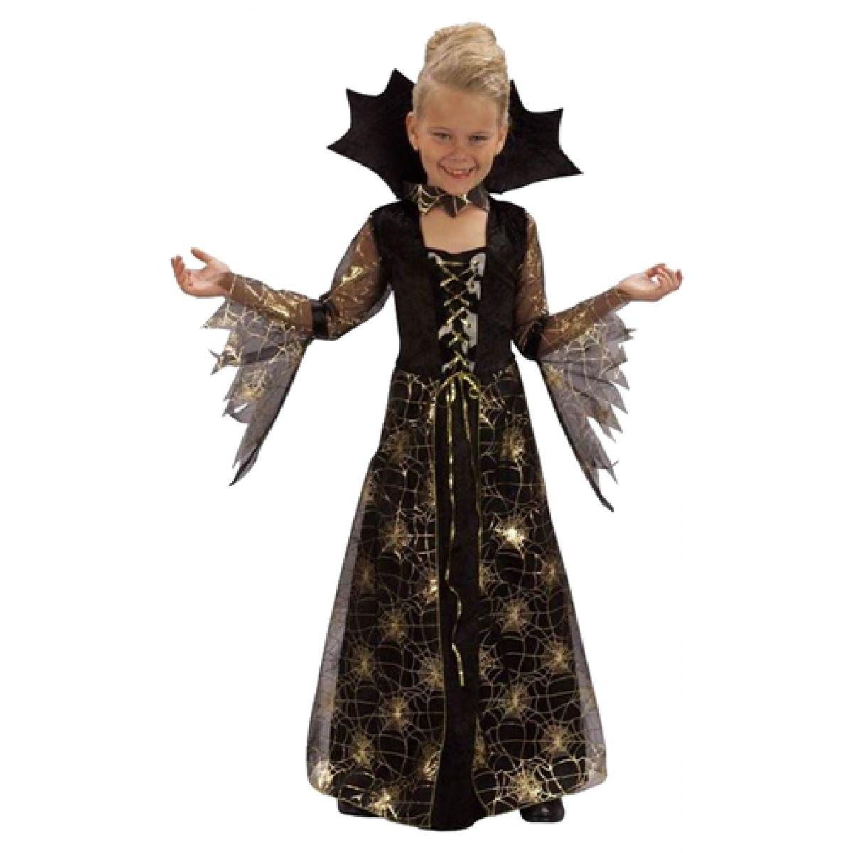 Made Dětský kostým pavoučí královna vel. M