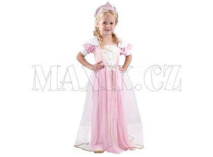 Made Dětský kostým Princezna malá vel. XS