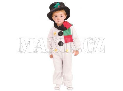 Made Dětský kostým Sněhulák 92-104 cm