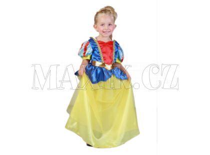 Made Dětský kostým Sněhurka 92-104cm