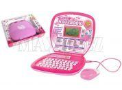 Made Dětský počítač Růžový 120 funkcí
