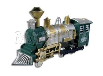 Made Elektrická lokomotiva